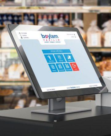 Market & Mağaza & Cafe & Restoran Otomasyonu ve Yönetim Yazılımları