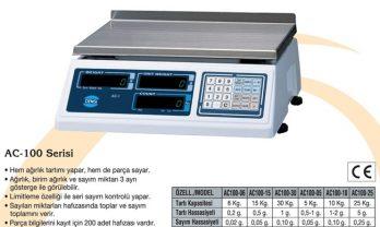 Densi AC-100 Parça (Adet) Sayıcı Terazi Eray Teknoloji
