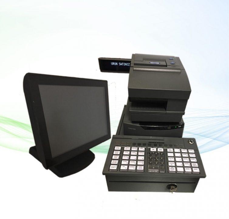 Yazarkasa POS & Barkod & Elektronik Terazi 1