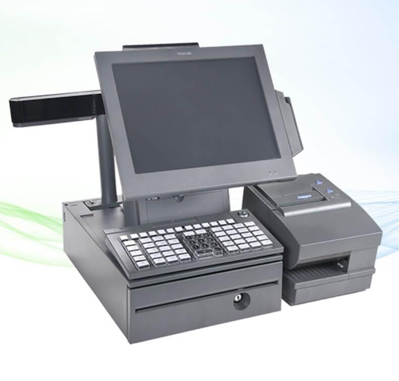 Toshiba Bütünleşik ÖKC Yazar Kasa POS Sistemleri