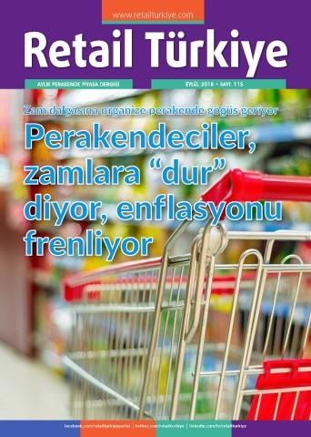 Türkiye proje üssü seçildi / RetailTürkiye Dergisi