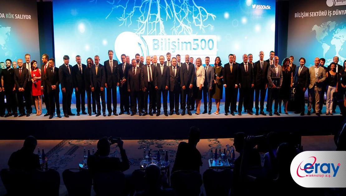 Ankara merkezli Eray Teknoloji ilk 500'de yükselişte