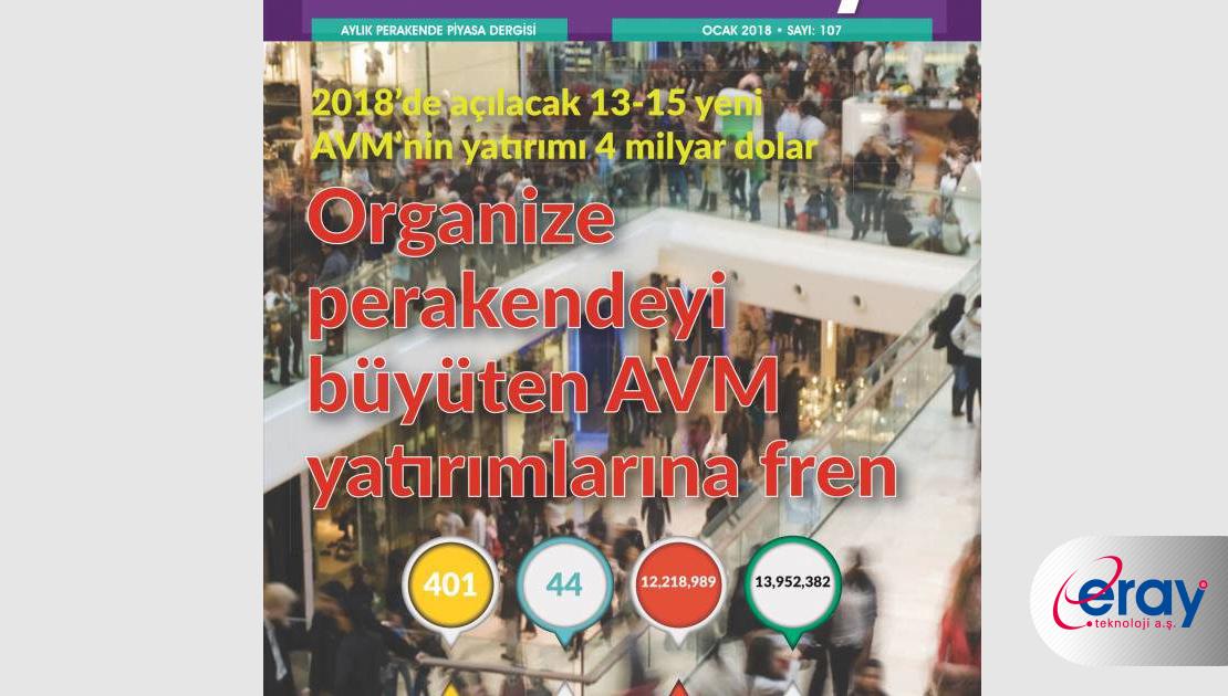 Eray Teknoloji ve Mikrosaray çalışanları bir araya geldi / Retail Türkiye Dergisi
