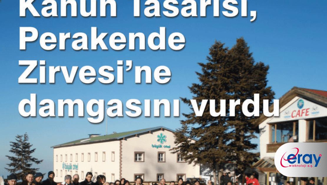 Eray Teknoloji'ye iki ödül / Retail Türkiye Dergisi