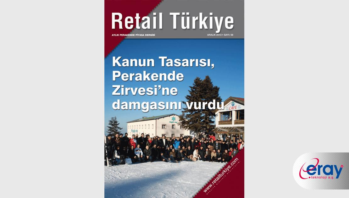 Eray Teknoloji, kadrosunu güçlendiriyor / Retail Türkiye Dergisi