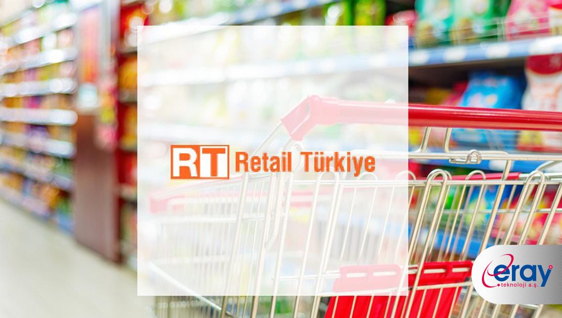 Eray Teknoloji'den büyüme atağı /Retail Türkiye Dergisi