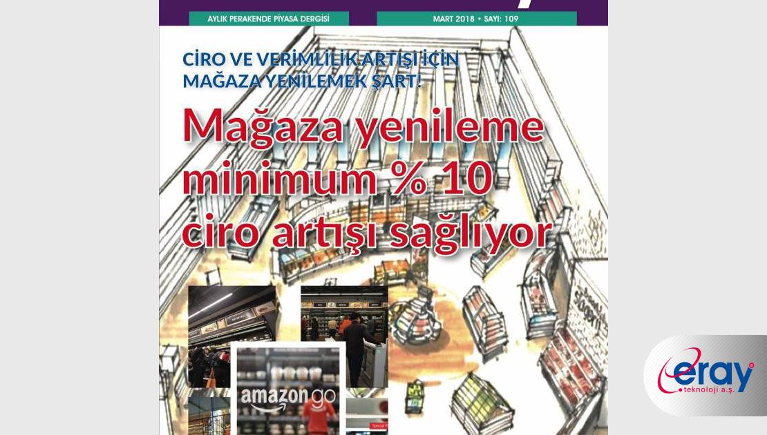 Pidion, SLA'de Türkiye lideri / Retail Türkiye Dergisi