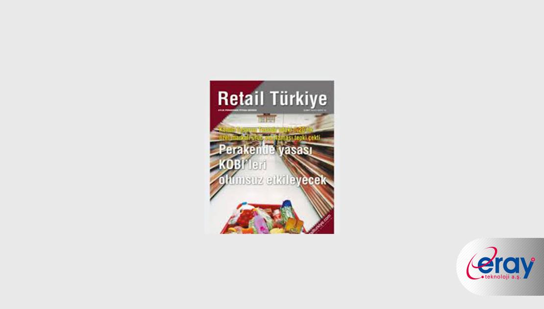 Balmar, Eray'ı tercih etti / Retail Türkiye Dergisi