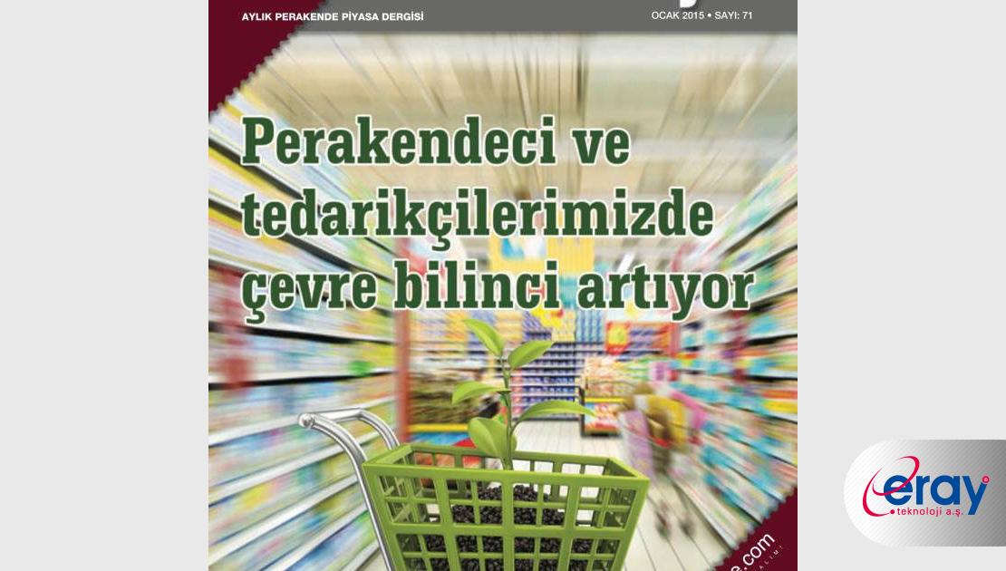 Yeni nesil yazar kasa POS'a geçişte son günler / Retail Türkiye Dergisi