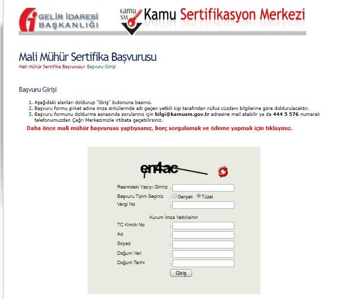 E-fatura başvuru nasıl yapılır?