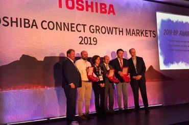 Toshiba ödülleri Güney Africa