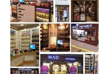 Mad Parfumeur-Boylam mağaza otomasyon-Türkiye-1