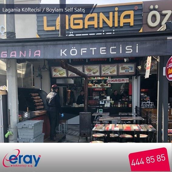 Lagania Köfte / Boylam Restoran