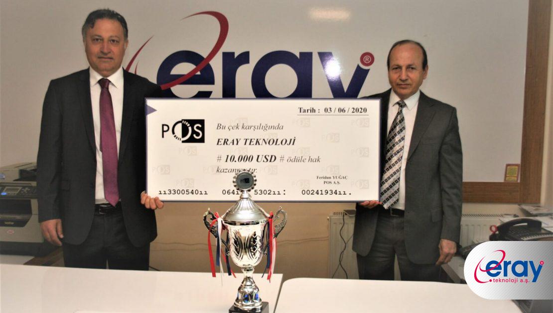 Eray Teknoloji A.Ş.'ye ödül / Retail Türkiye