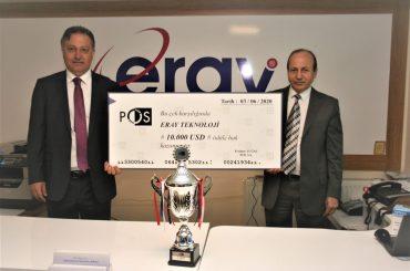 Reatil Türkiye POs AS eray.com.tr Eray Teknoloji ödül