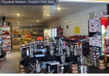 Özçubuk Market-Kahramankazan-Boylam Hızlı Satış-1