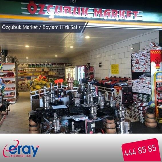 Özçubuk Market/ Boylam Hızlı Satış