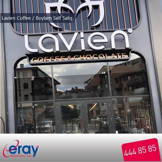 Lavien Coffee / Boylam Self Satış