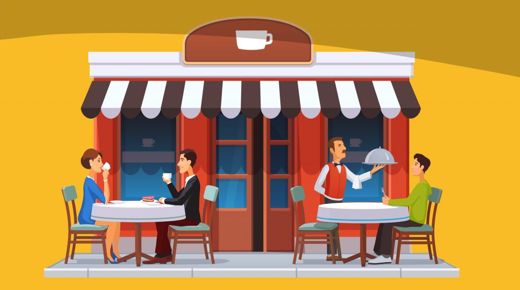 Boş zamanların vazgeçilmez mekanı Restoran tdk incelemesi