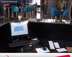 La DownTown Cafe Restaurant-Boylam Restoran-Yılıdz-2