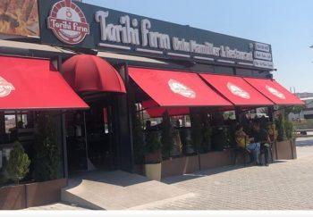 Tarihi Fırın Unlu Mamüller-Boylam Restoran-FreshBase dokunmatik terazi-Mettler Toledo-1