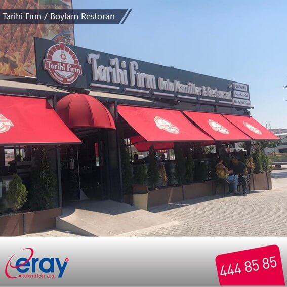 Tarihi Fırın Unlu Mamüller / Boylam Restoran