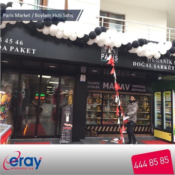 Paris Tobacco Shop/ Boylam Hızlı Satış