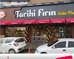 Tarihi Fırın-2.şube-Sincan-Boylam Restoran-Mettler Toledo bplus terazi-1
