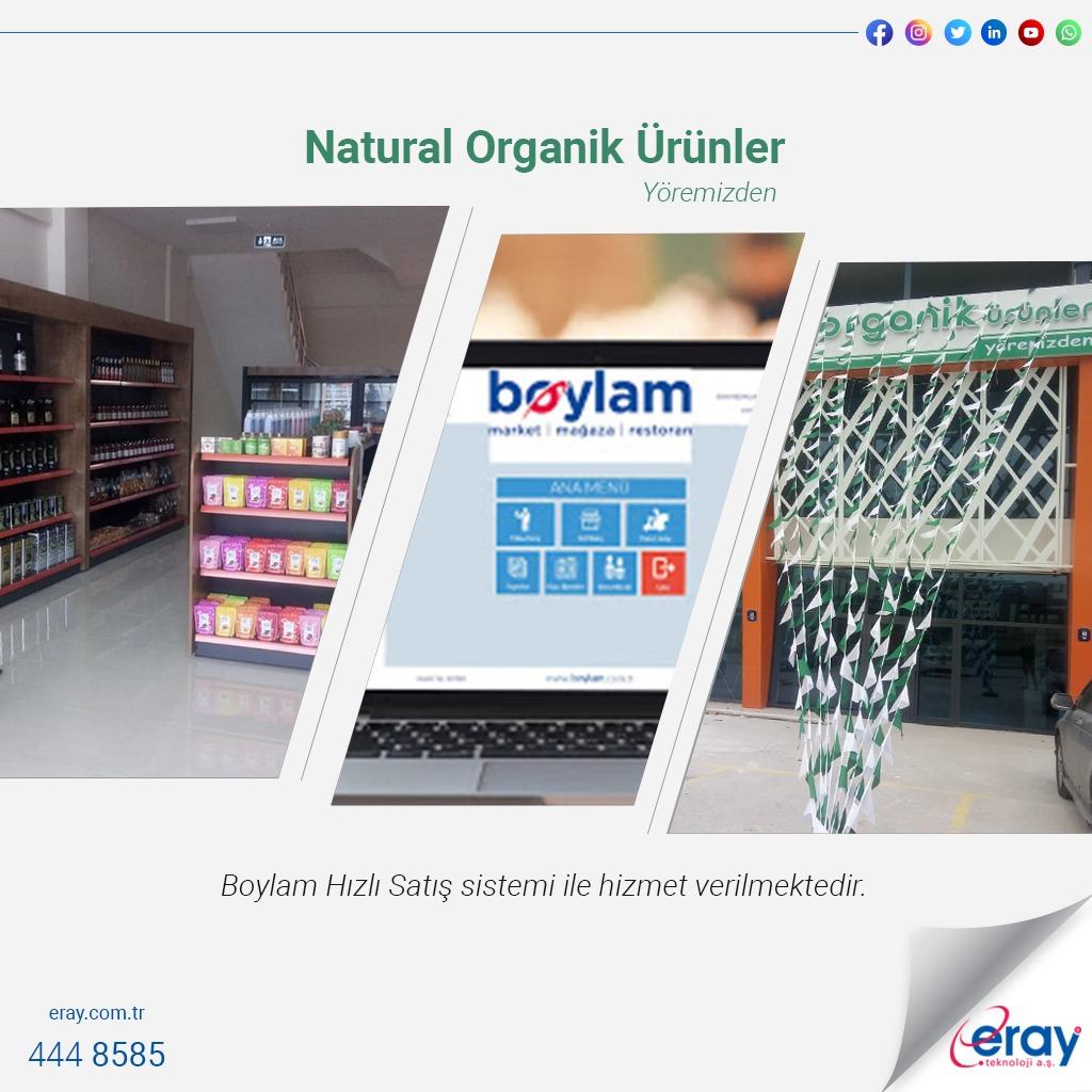 Naturalgül Organik Ürünler / Boylam Hızlı Satış