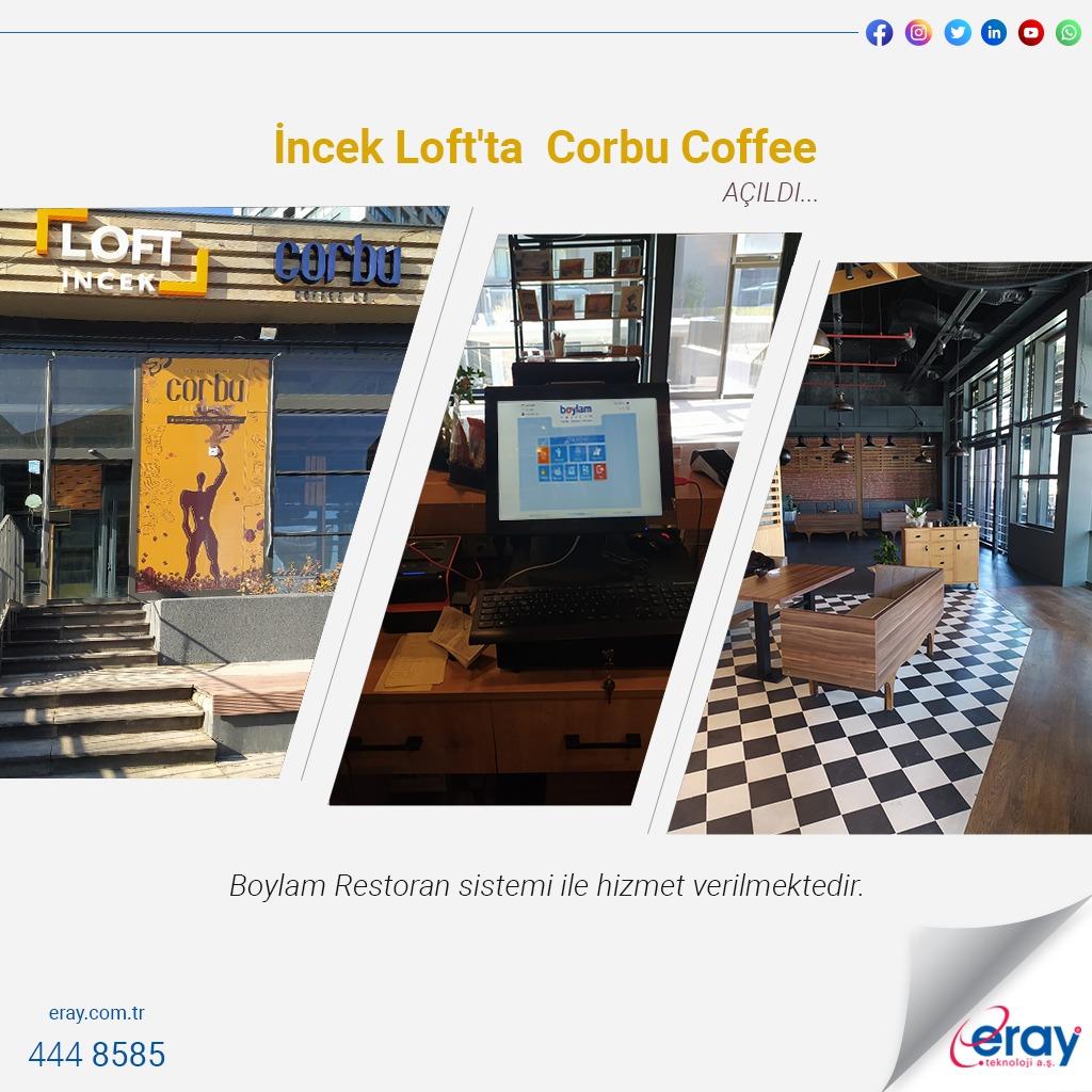 Corbu Coffee / Boylam Restoran