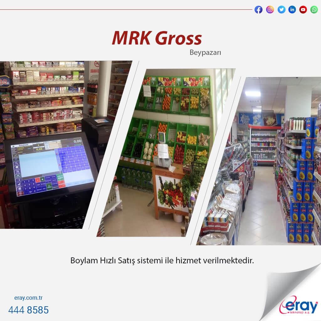 MRK Gross / Boylam Hızlı Satış