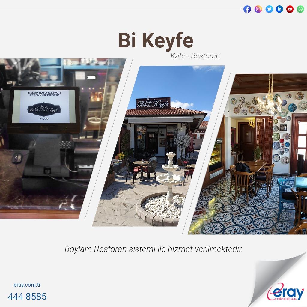 Bi Keyfe / Boylam Restoran