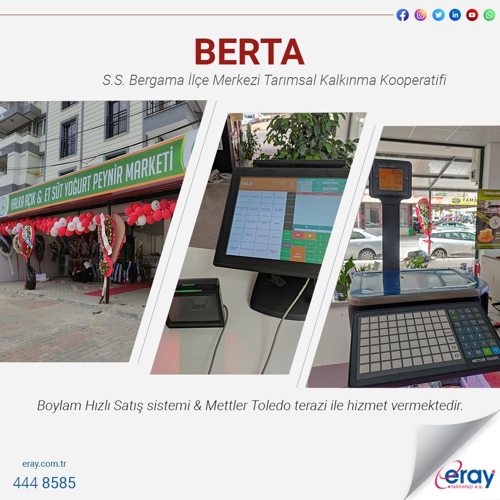 Berta / Boylam Hızlı Satış-bplus
