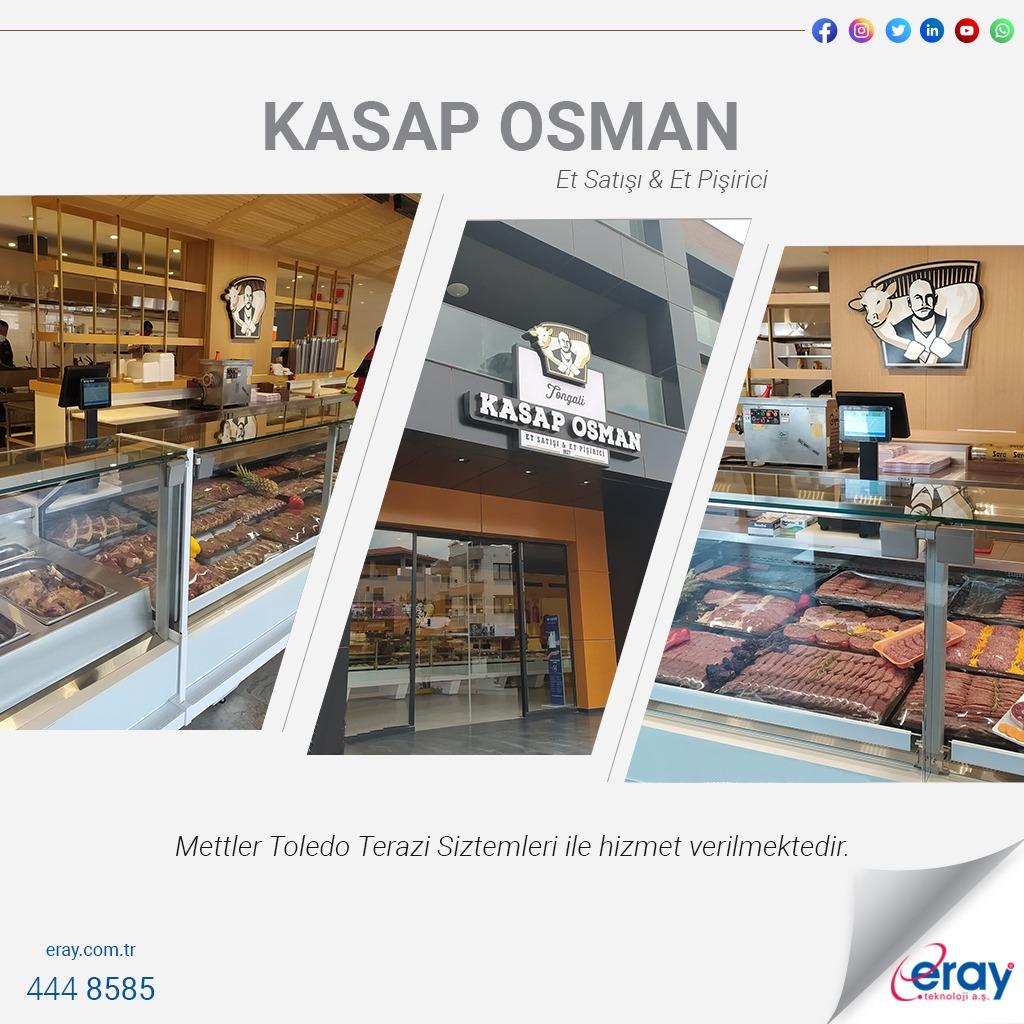 Kasap Osman / Mettler Toledo FreshBase