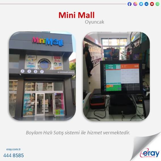 Mini Mall Oyuncak / Boylam Hızlı Satış