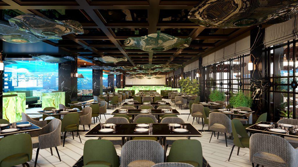 Restoran tasarımları konusunda dikkate alınması gereken 10 şey