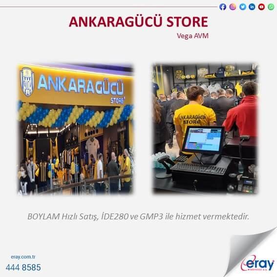 Ankaragücü Store / Boylam Hızlı Satış